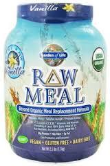 RAW Meal Vanilla